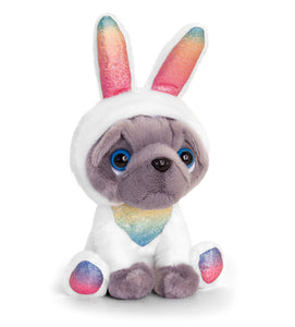 Keel Toys SD6169  Frenchie in Onesie Plush