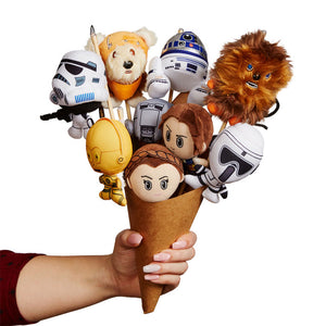 Star Wars Battle Of Endor Plush Bouquet