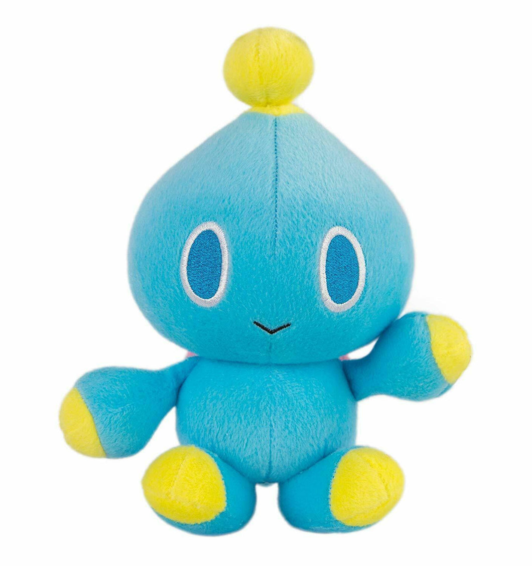 Sonic Modern Chao Collector Plush, Blue