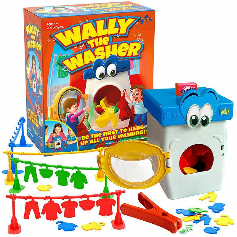 Wally the Washer - Drumond Park Game 2070