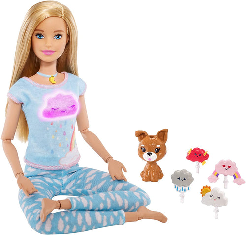 Barbie GNK01 Breath with Me Meditation Doll