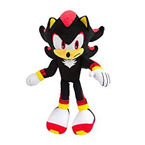 TOMY Sonic Modern Collector Plush Shadow
