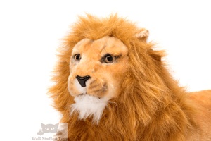 Deluxe Paws Lion Plush - 100cm