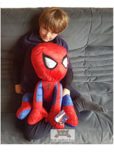 Large Spiderman Action Pose Plush 58cm