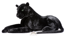 Deluxe Paws Panther Plush - 100cm