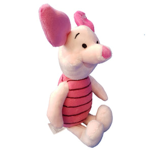 Winnie The Pooh Small Plush Soft Toy Tigger Piglet Eeyore 20cm (Piglet)
