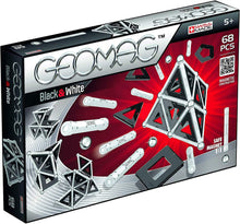 Geomag Black and White 68pcs. Set