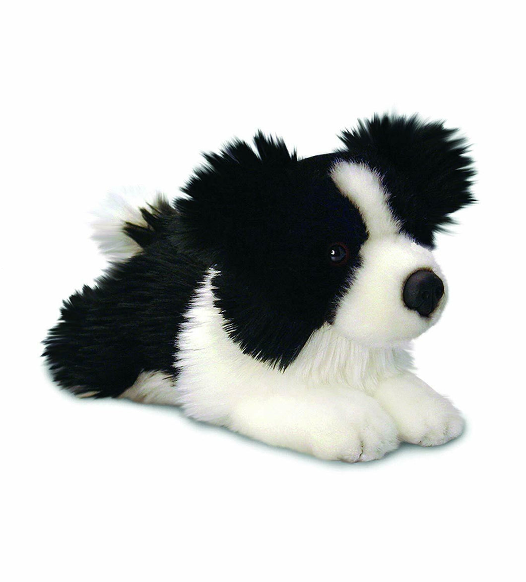 Keel Toys Border Collie Puppy Plush 25cm