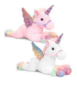Keel Toys Unicorns 35cm Pegasus Unicorn SF2120