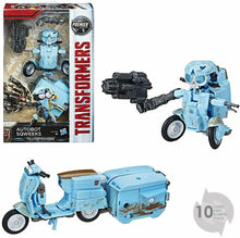 Transformers: The Last Knight Premier Edition Deluxe Autobot Sqweeks