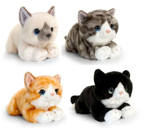 Keel Toys SC2644 Signature Cuddle Kittens, 25cm