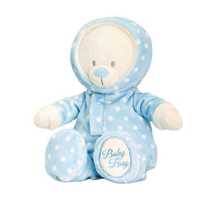 Keel Toys Baby Girl Baby Boy In Romper Suit  17cm
