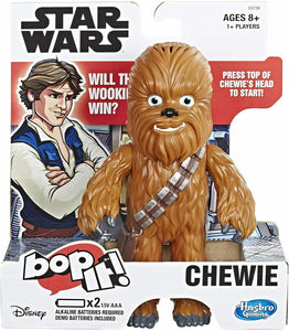 Hasbro Gaming Bop It Electronic Game Star Wars Chewie