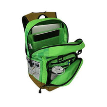 7650 JINX Minecraft Green Pickaxe Backpack Children's Luggage, 44 cm