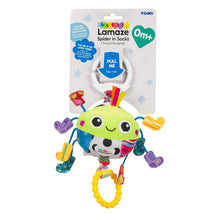 Lamaze Spider in Socks - Clip On Pram and Pushchair Newborn Baby Toy - Suitable from Birth