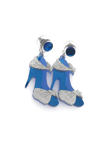 Cinderella High Heels Earrings