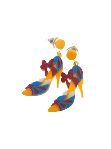 Snow White High Heels Earrings