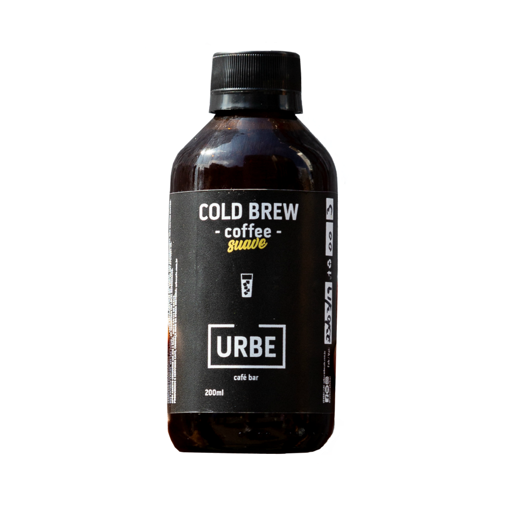 Cold Brew Urbe - 200ml