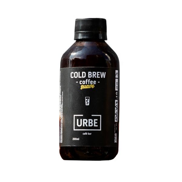ColdBrew Urbe - 200ml