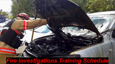Fire Investigations Training