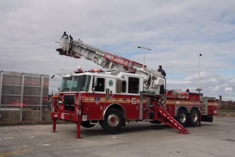 Tower Ladder Operations