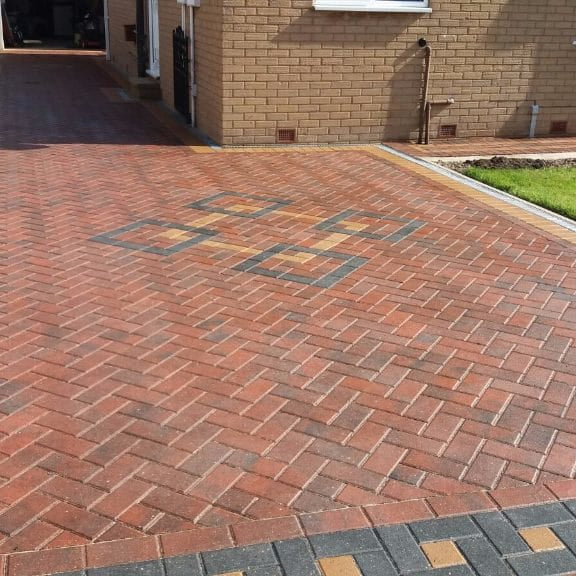 Block Paving Bricks, Jointing Sand and Sealer