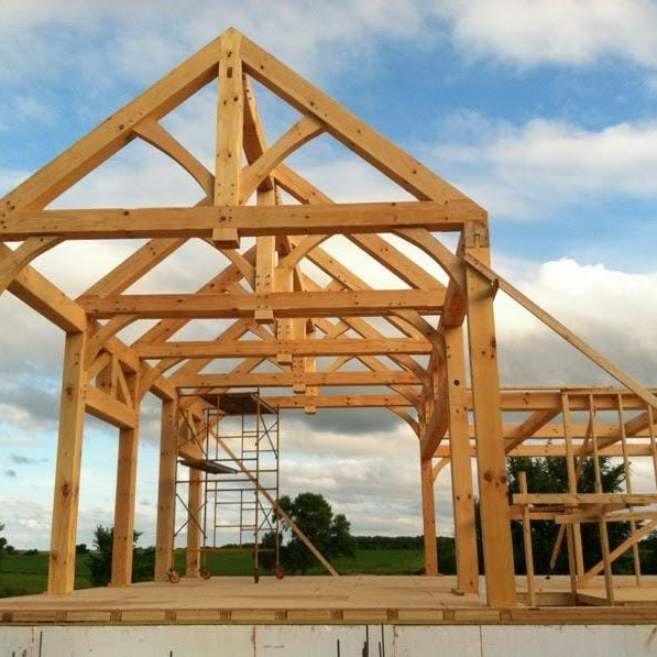 Can I get a mortgage on a timber-framed house?
