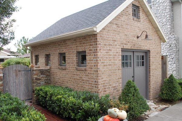 Do You Need Planning Permission for a Brick Shed?