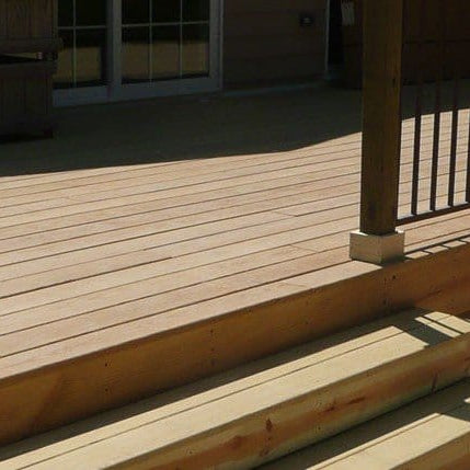 How to Make Decking Non-Slip