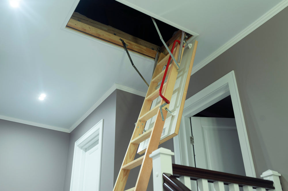 How To Fit A Loft Ladder And Hatch
