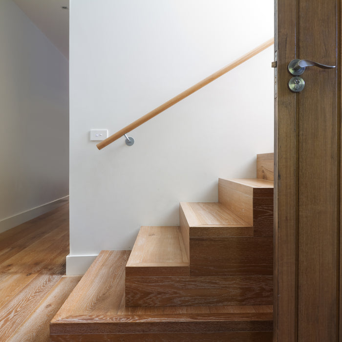 How to Fit a Stair Handrail