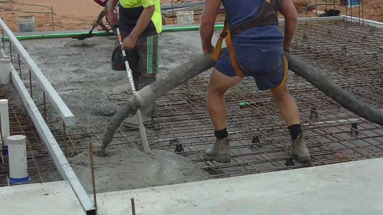 What Size Reinforcing Mesh In Concrete?