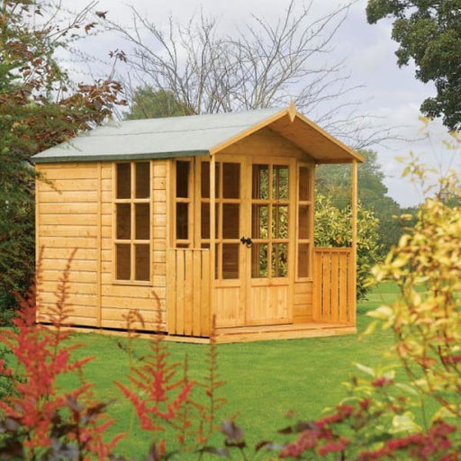 Arley 7x7 Summerhouse