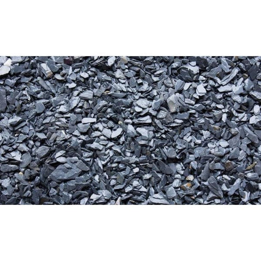 Blue Slate 40mm Garden and Driveway Decorative Aggregate Bulk Bag-Armstrong Supplies