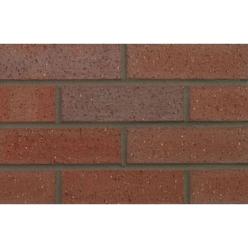 Butterley Facing Brick 65mm County Multi Dragface Pack of