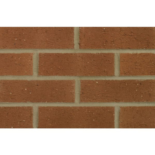 Butterley Facing Brick 65mm Nottingham Red Rustic Pack of