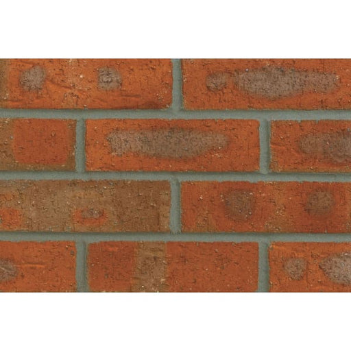 Butterley Facing Brick 65mm Rannoch Red Multi Pack of 520 -