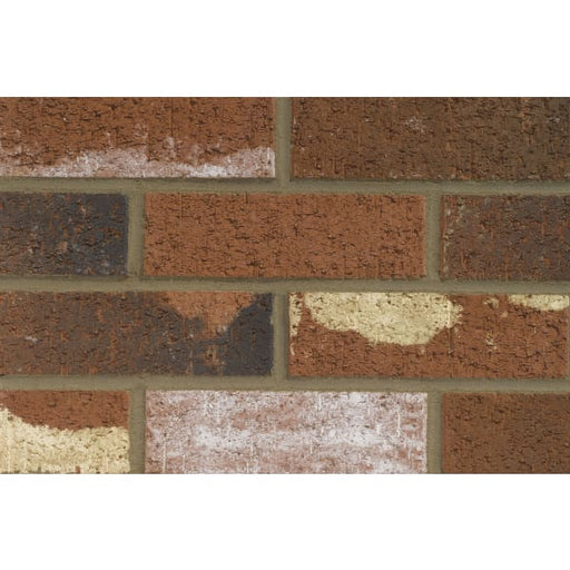 Butterley Facing Brick 65mm Victorian Mixture Pack of 520 -
