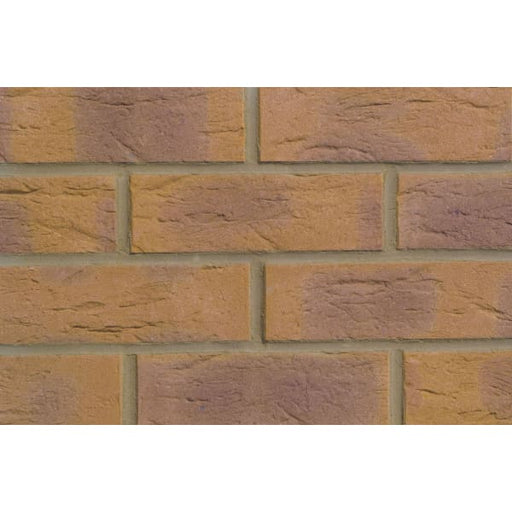 Butterley Facing Brick 65mm Village Honey Gold Pack of 495 -