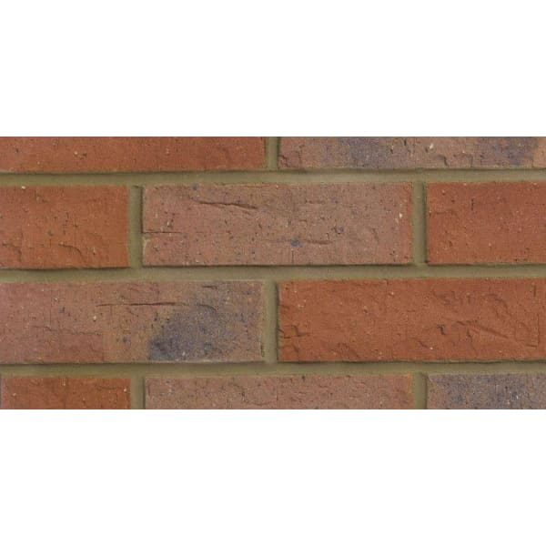 Butterley Facing Brick 65mm Worcestershire Red Pack of 500 -