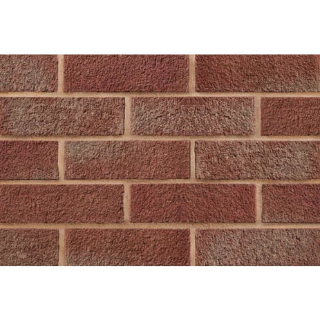 Carlton Facing Brick 65mm Moorland Sandfaced Pack of 504 -