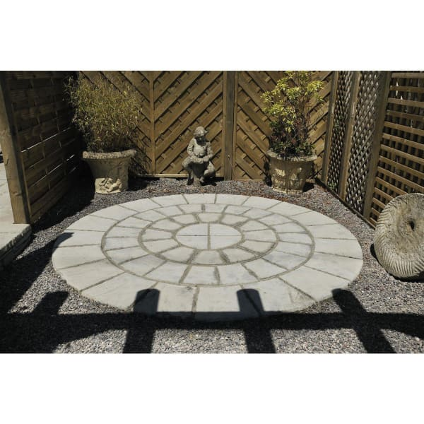 Akor Building Products Cathedral Circle Kit 2.56m Barley-Bowland Stone-Armstrong Supplies