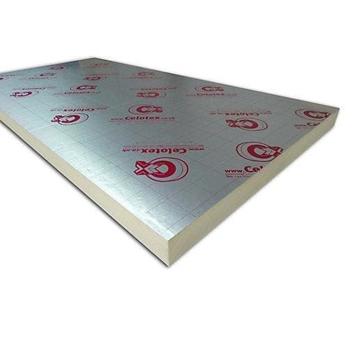 Celotex PIR Insulation Board 2400mm x 1200mm - Insulation