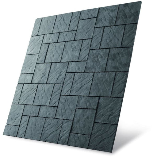 Chalice Paving Patio Kit 7.29m2 Welsh Slate-Armstrong Supplies