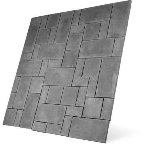 Cloister Paving Patio Kit 5.20m2 Weathered Slate-Landscaping-Bowland Stone-Armstrong Supplies