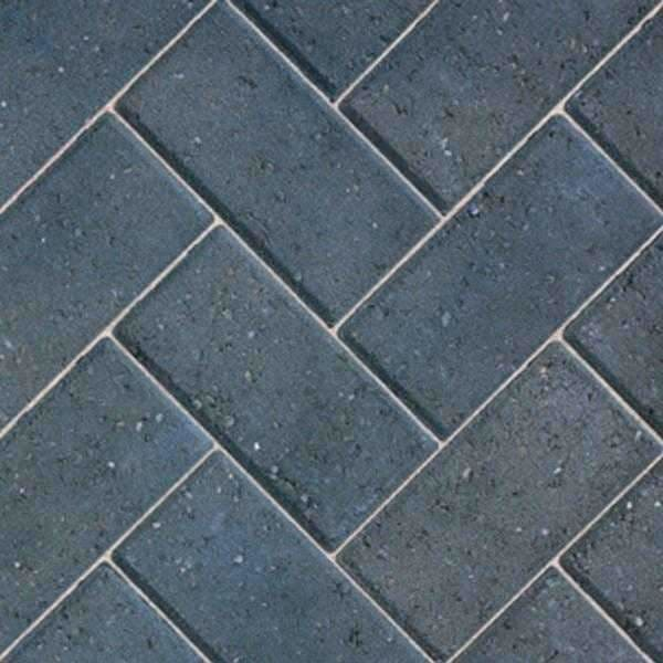 Concrete Block Paving Charcoal 200mm x 100mm x 50mm-Armstrong Supplies