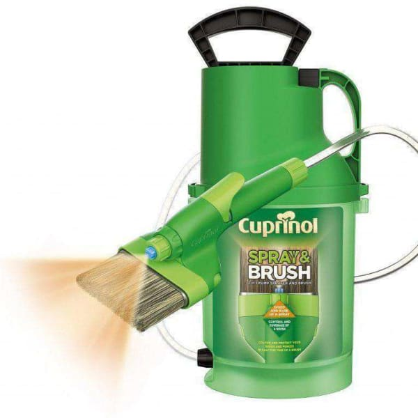 Cuprinol Spray And Brush 2 In 1-Cuprinol-Armstrong Supplies