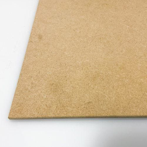 Cut to size Extra Thin MDF, 2mm Thick Sheets (HDF)
