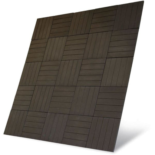 Deckpave Paving Patio Kit 6.25m Brown Oak-Armstrong Supplies