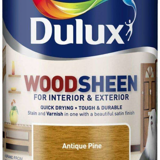 Dulux Woodsheen 750ml-Armstrong Supplies